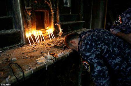Le cau nguyen dau tien sau giai phong gan Mosul - Anh 7