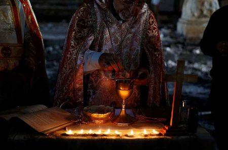 Le cau nguyen dau tien sau giai phong gan Mosul - Anh 8