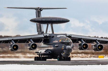 That vong noi that sieu 'radar bay' A-50U cua Nga - Anh 1