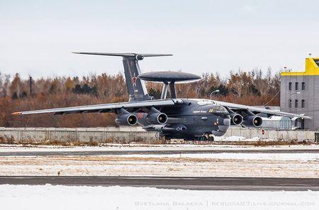 That vong noi that sieu 'radar bay' A-50U cua Nga - Anh 2