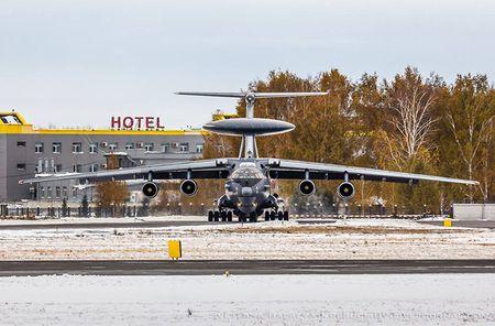 That vong noi that sieu 'radar bay' A-50U cua Nga - Anh 3