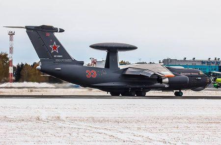 That vong noi that sieu 'radar bay' A-50U cua Nga - Anh 4