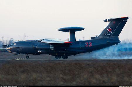 That vong noi that sieu 'radar bay' A-50U cua Nga - Anh 6