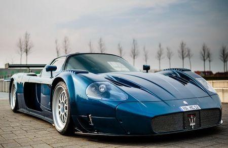 Maserati MC12 doc ban Versione Corse 'tai xuat giang ho' - Anh 1
