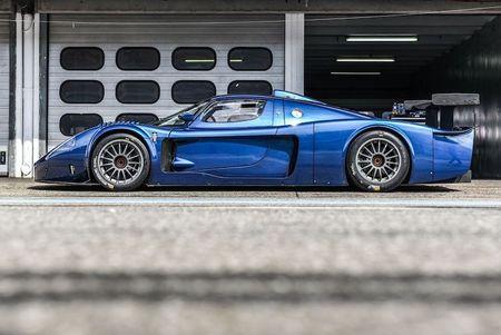 Maserati MC12 doc ban Versione Corse 'tai xuat giang ho' - Anh 4