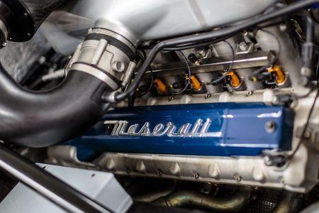 Maserati MC12 doc ban Versione Corse 'tai xuat giang ho' - Anh 6