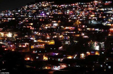 Tung bung le hoi Diwali o An Do qua anh - Anh 4