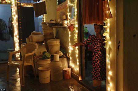 Tung bung le hoi Diwali o An Do qua anh - Anh 9