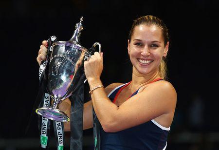 Cibulkova bat ngo ha Kerber de dang quang WTA Finals 2016 - Anh 1