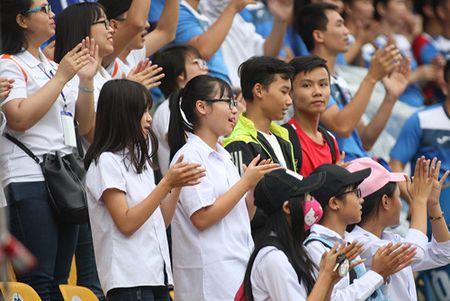 Thang chu nha 2-0, U.21 Ha Noi T&T gap lai Khanh Hoa o chung ket - Anh 2