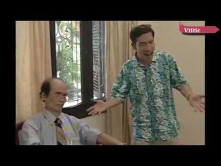 Quang Thang, Van Dung, Giang Coi bat khoc, an han vi chua mot lan toi tham NSUT Pham Bang - Anh 1