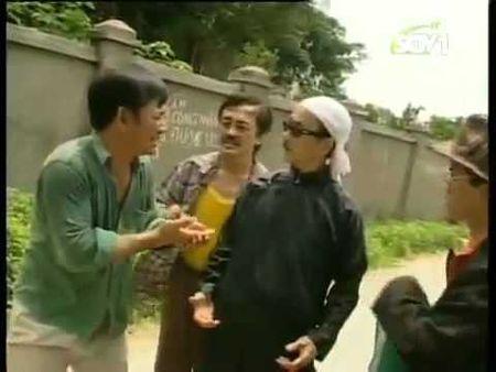 Quang Thang, Van Dung, Giang Coi bat khoc, an han vi chua mot lan toi tham NSUT Pham Bang - Anh 3