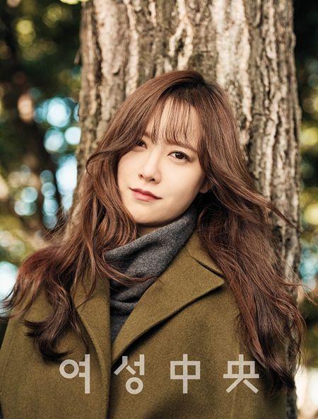 Goo Hye Sun het loi khen ngoi chong tre - Anh 3