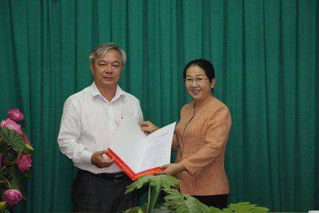 Ban Tuyen giao Thanh uy TP HCM co Pho ban moi - Anh 1