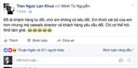 Cuoc chien chen ep doi do giua Lan Khue va Minh Tu on ao nhat MXH hom nay - Anh 5