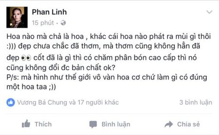 Cuoc chien chen ep doi do giua Lan Khue va Minh Tu on ao nhat MXH hom nay - Anh 9