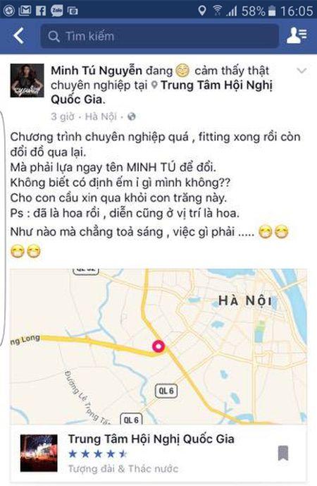Bi Minh Tu to chen ep, tranh gianh vi tri, Lan Khue len tieng - Anh 1