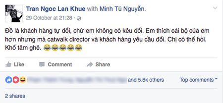 Bi Minh Tu to chen ep, tranh gianh vi tri, Lan Khue len tieng - Anh 4