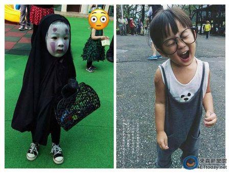 'Vo Dien' hot nhat mua Halloween se khien ban 'cuong' hon voi bo mat that cua co be - Anh 8