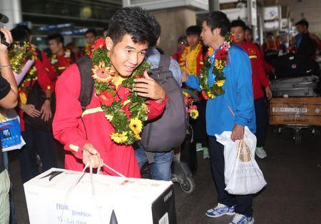 U19 Viet Nam rang ngoi ngay tro ve - Anh 6