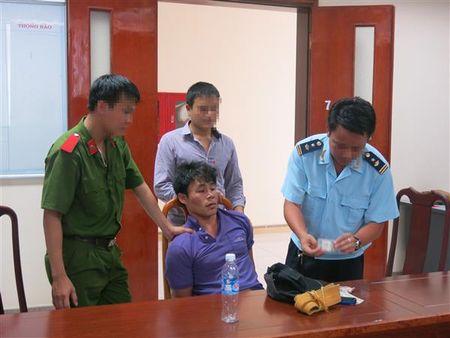 Ha Tinh: Phoi hop chat che trong phong chong buon lau - Anh 1