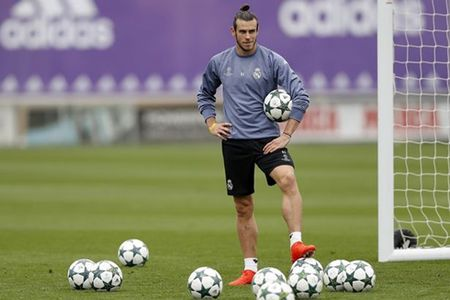 Bale gia han hop dong 'khung' voi Real Madrid - Anh 1