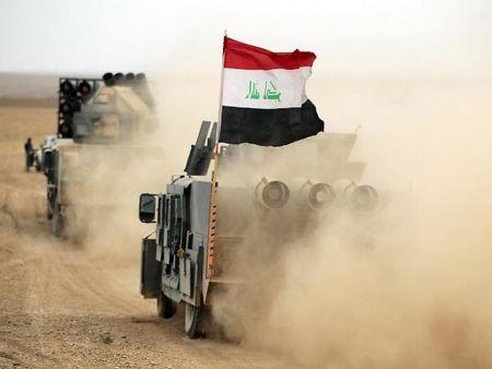 Iraq chinh thuc noi lai chien dich chiem Mosul - Anh 1