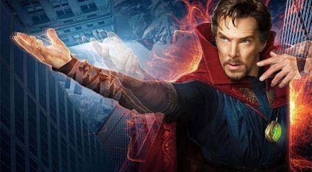 Doctor Strange thong tri bang xep hang doanh thu phong ve toan cau - Anh 1