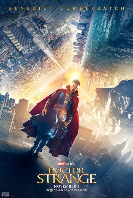 Doctor Strange thong tri bang xep hang doanh thu phong ve toan cau - Anh 2