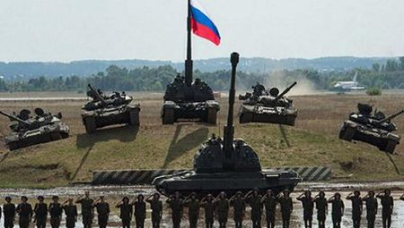 Nga canh bao dap tra viec NATO tang quan toi Ba Lan va Baltic - Anh 1