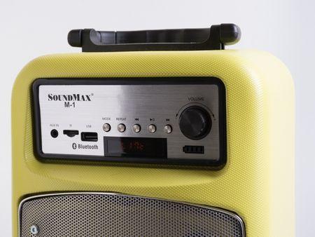 Can canh loa di dong da nang Soundmax M-1 - Anh 3