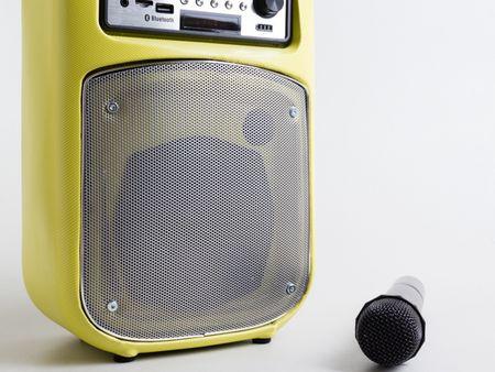 Can canh loa di dong da nang Soundmax M-1 - Anh 4