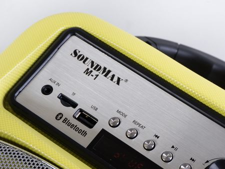 Can canh loa di dong da nang Soundmax M-1 - Anh 8
