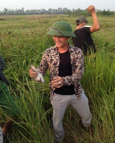 Gia chuot dong tang cao, nong dan Thai Binh do xo di san - Anh 2