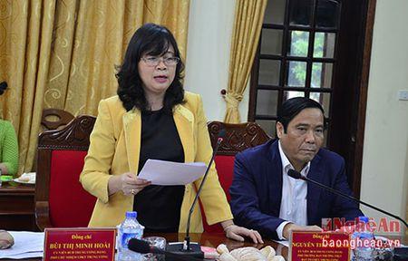 Chu nhiem UBKT Trung uong: Doan ket, thong nhat hanh dong de thuc hien Nghi quyet Dai hoi XII - Anh 3