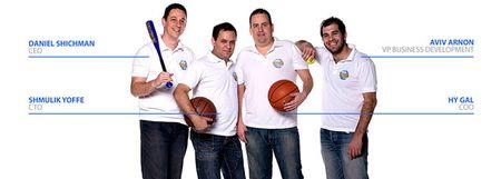 Start-up Israel hua hen lot xac truyen hinh the thao - Anh 1