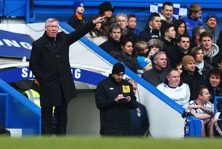 Du am Southampton 0-2 Chelsea: Sir Alex da lam! - Anh 1