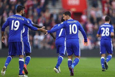 Du am Southampton 0-2 Chelsea: Sir Alex da lam! - Anh 3