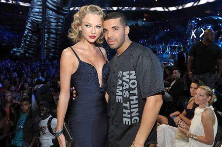 Drake cong khai tuyen chien voi nha Kim Kardashian vi Taylor Swift - Anh 1