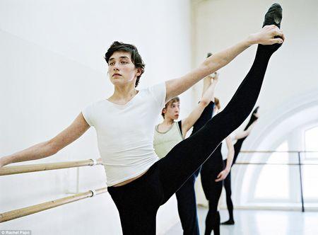 Truong day mua ballet noi tieng o Nga - Anh 1