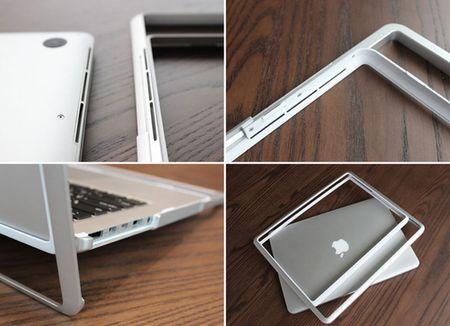 Clip: Phu kien 'hang doc' danh cho MacBook Pro - Anh 1