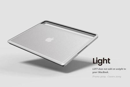 Clip: Phu kien 'hang doc' danh cho MacBook Pro - Anh 2