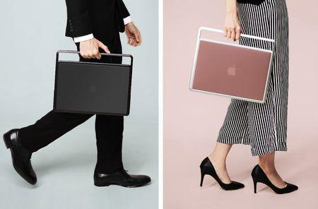 Clip: Phu kien 'hang doc' danh cho MacBook Pro - Anh 9