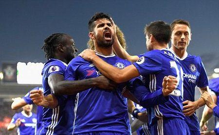 Hazard va Costa thi ve tuyet pham, Chelsea vao top 4 - Anh 1