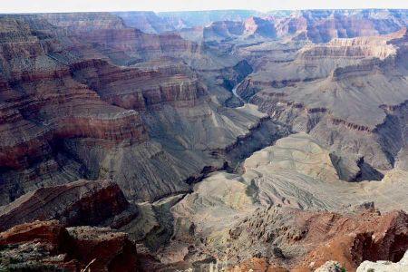 Neu den My, ban nhat dinh khong nen bo qua Grand Canyon - Anh 2