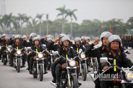 Thu tuong bo nhiem Tu lenh Canh sat co dong - Anh 1