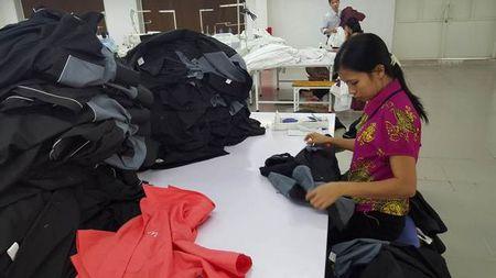 Nam Dinh: Nha may may xuat khau tong muc dau tu 70 ty dong di vao van hanh - Anh 1