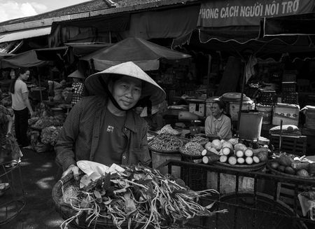 Non Hue - Net gian di giua doi - Anh 10