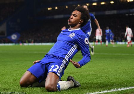 Chelsea va M.U noi dai mach thang, Liverpool ha Man City - Anh 1