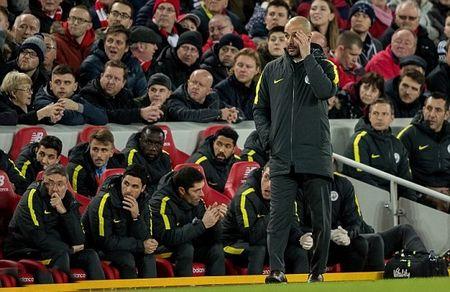 Bop nghet loi da cua Man City, Liverpool tiep tuc bam duoi Chelsea trong cuoc dua vo dich - Anh 1